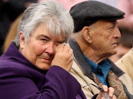 Memorials held for victims of Cumbria shootings
