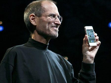 New iPhone 4 revealed