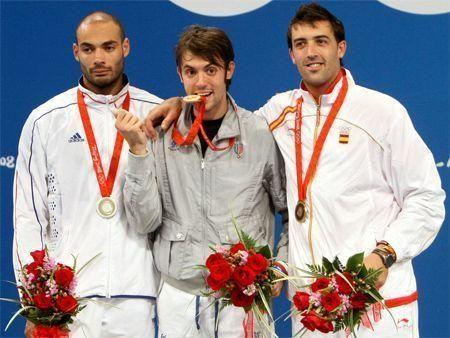 IN PICS: Beijing Olympics winners