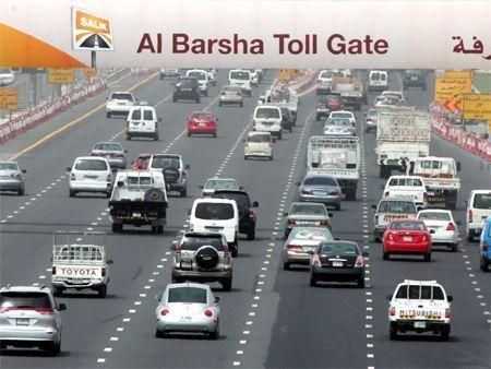 Dubai set to add two new Salik gates in April
