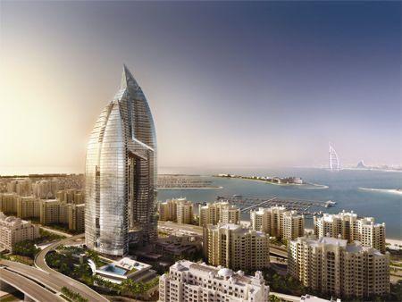 Trump stays mute on Dubai tower cancellation