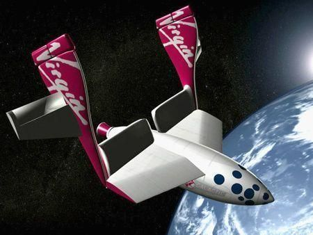 Virgin Galactic inks deal to send scientists into space
