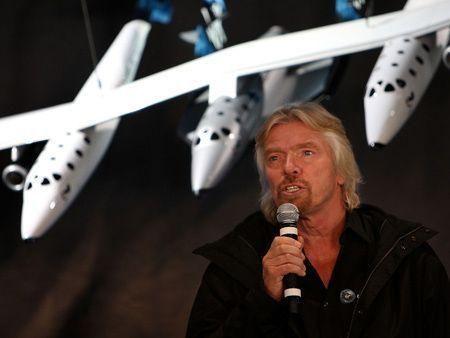 Branson's Virgin Galactic to build Spaceport Abu Dhabi