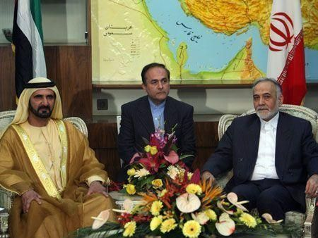 IN PICS: Sheikh Mohammed visits Iran and Syria