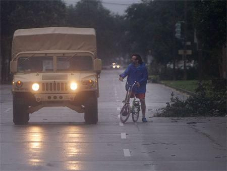 IN PICS: Gustav hits New Orleans