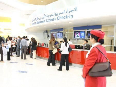 Water leak hits Concourse A at Dubai Int'l Airport