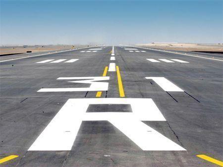 Abu Dhabi's new runway