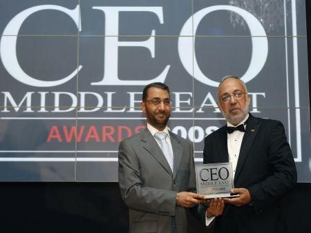 CEO Middle East Awards 2008