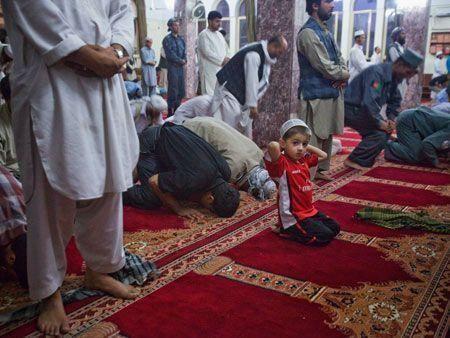 First week of Ramadan