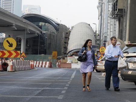 Emirates Towers Metro station