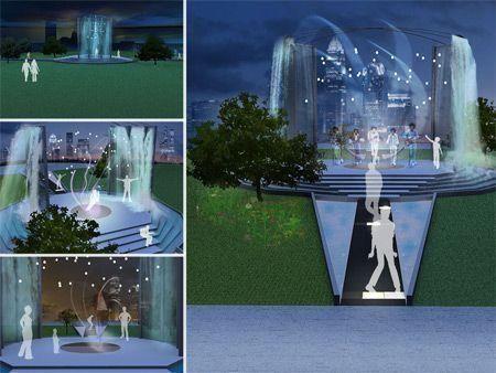 Michael Jackson Dubai Island designs