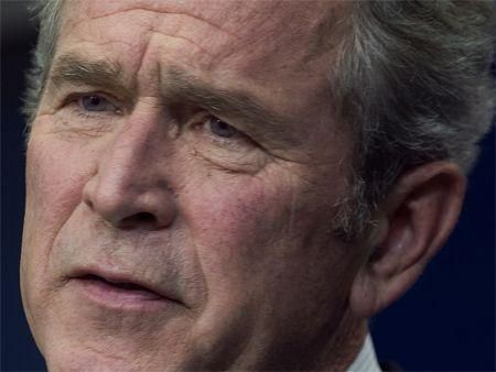 The many faces of George W Bush