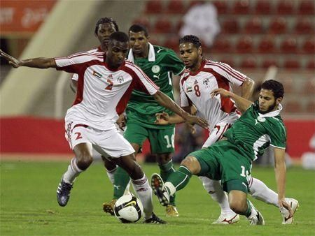 More Gulf Cup action