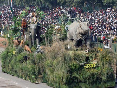 More Indian Republic Day photos
