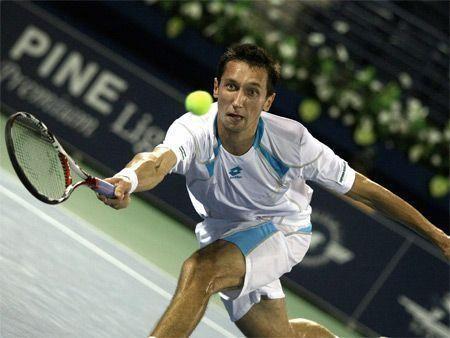 Men's tennis at Dubai Open