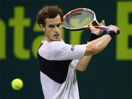 Qatar win for Murray