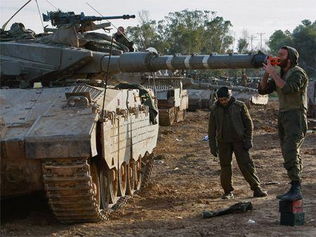 Gaza conflict update
