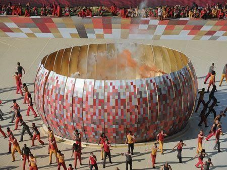 Best moments of the opening ceremony