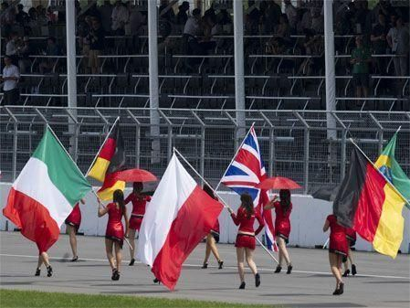 Hamilton wins Canadian Grand Prix