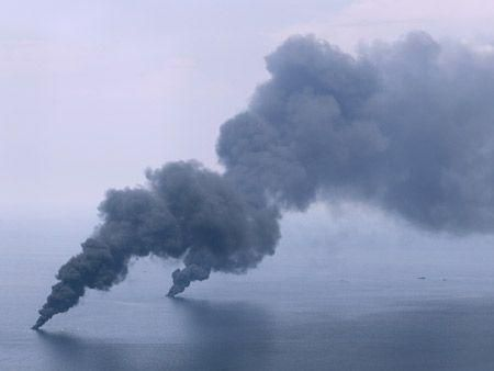 BP accused of underestimating oil spill