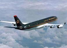 Royal Jordanian sees first of 7 new planes in April 2011