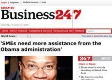 Emirates Business 24/7 to close print edition
