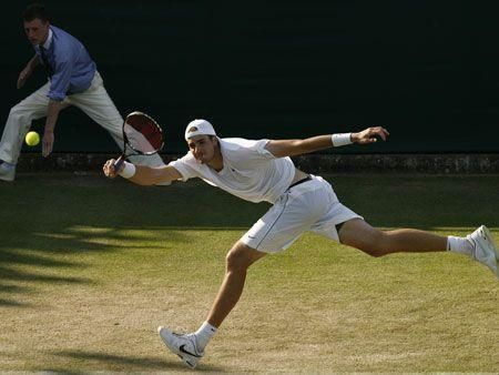 Players battle in longest ever Wimbledon game