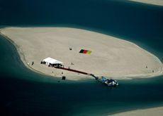 Villa construction starts on The World's Germany island