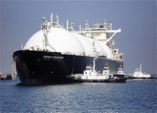 Offshore LNG storage equals 3 months China demand