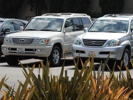 Latest Lexus recall