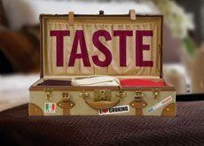 Taste tourism