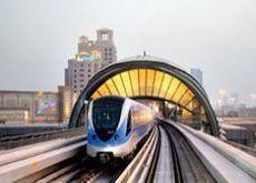 Number of Dubai Metro users doubles since launch