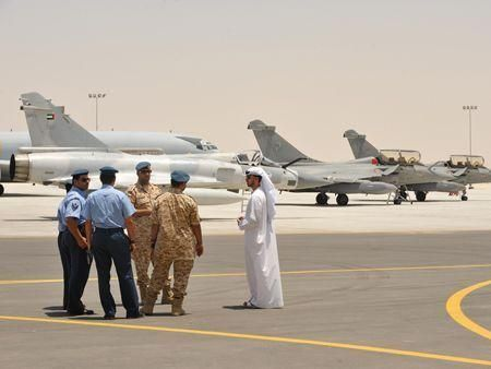 The Middle East's biggest defence spenders
