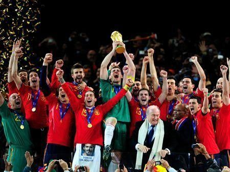 Spain crowned World Cup champions