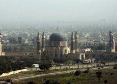 Dubai firm's workers in Iraqi hotel fire that kills 28