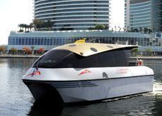 New Dubai water taxi service to launch on Wed