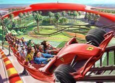 Ferrari World is the 'ultimate brand extension'