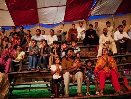 Circus comes to Islamabad