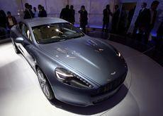 Aston Martin announces new MENA company