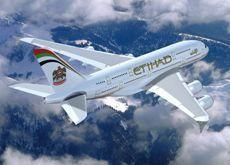 Etihad wins security approval for US flights from T3