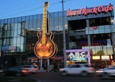 Hard Rock Cafe reopens in Dubai after 13 month delay