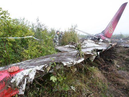 China plane crash tragedy