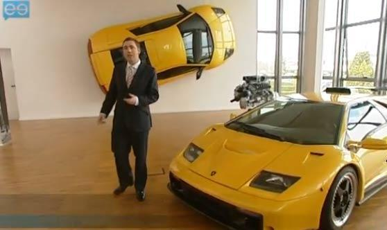 MEET THE BOSS: Manfred Fitzgerald, Lamborghini