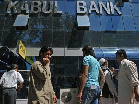 Dubai's Alokozay eyes deal to buy Afghan bank
