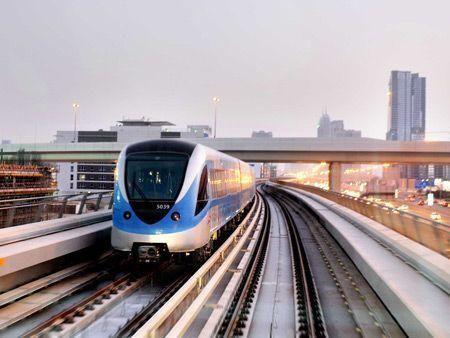 Serco signs $573m extension to Dubai Metro deal