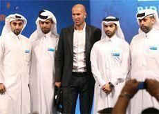 Zidane named Qatar's World Cup bid ambassador
