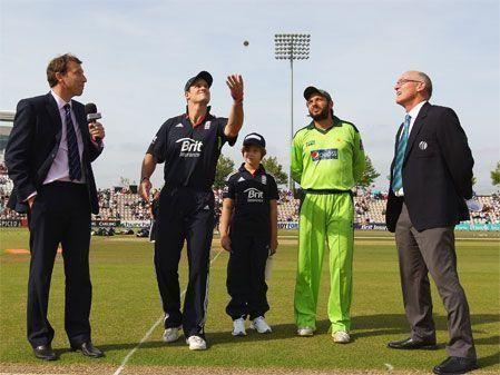 England v Pakistan, 5th NatWest ODI