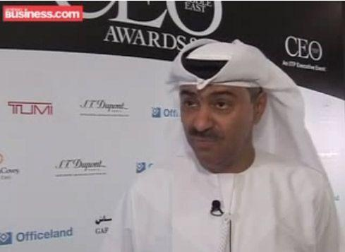 CEO Middle East 2010 Award winners Part 2