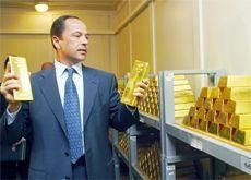 'Saudi gold reserves rose on accounting' - Jasser
