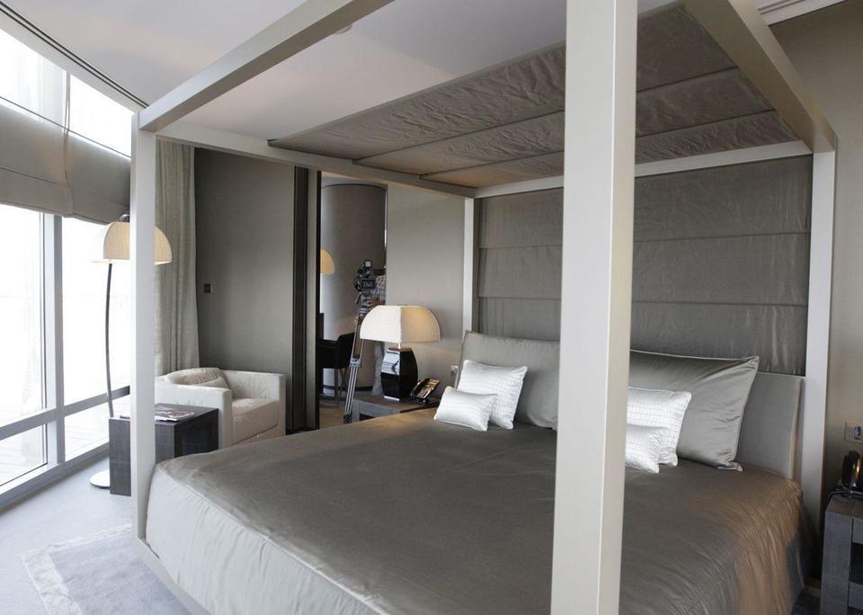 Dubai hotel occupancy rates 'return to peak levels'